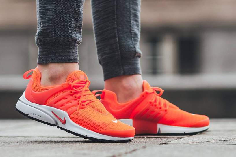 Nike Air Presto Total Crimson