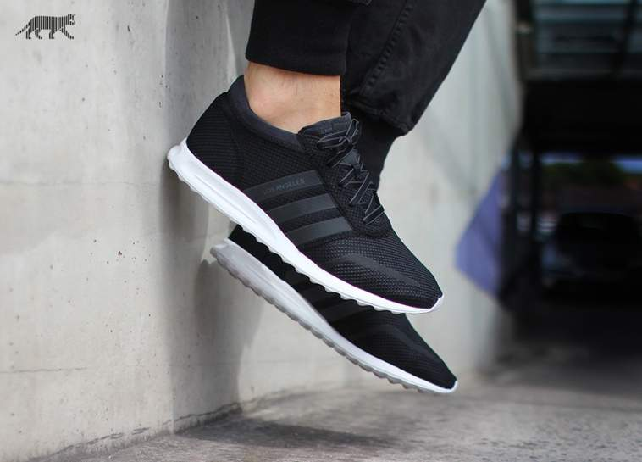 Los Angeles Adidas Schwarz