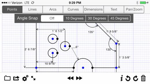 ios technisches zeichenprogramm graphpad r4 iphone graphpad r6 ipad kurzfristig kostenlos. Black Bedroom Furniture Sets. Home Design Ideas