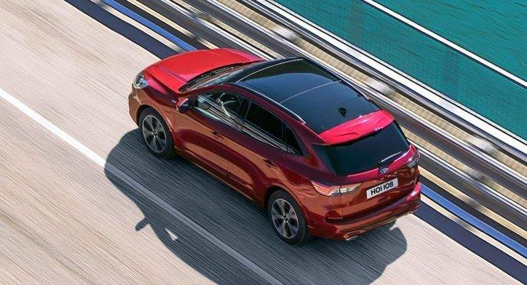 gewerbeleasing ford kuga 1 5 ecoboost st line 150 ps. Black Bedroom Furniture Sets. Home Design Ideas