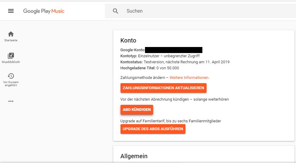 Google play zahlung abgelehnt