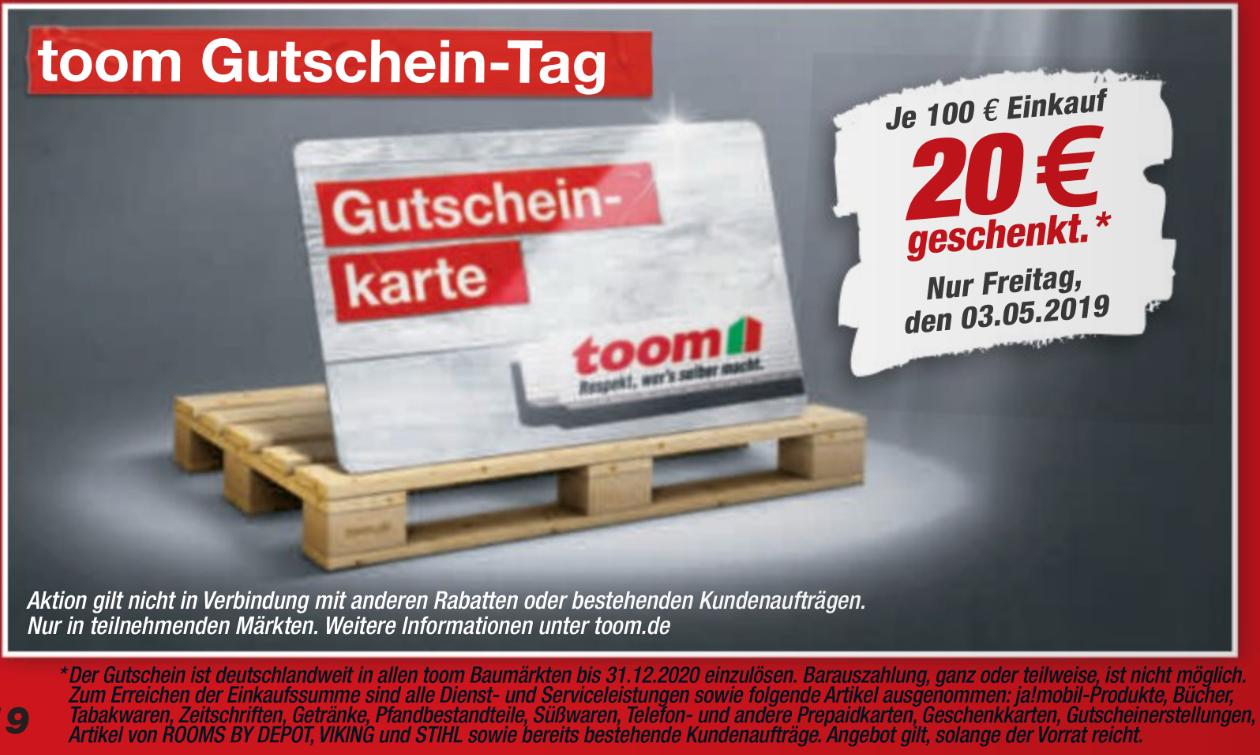 Enders Gasgrill Toom : Heute] toom baumärkte 20u20ac je 100u20ac geschenkt somit max. ~16 6