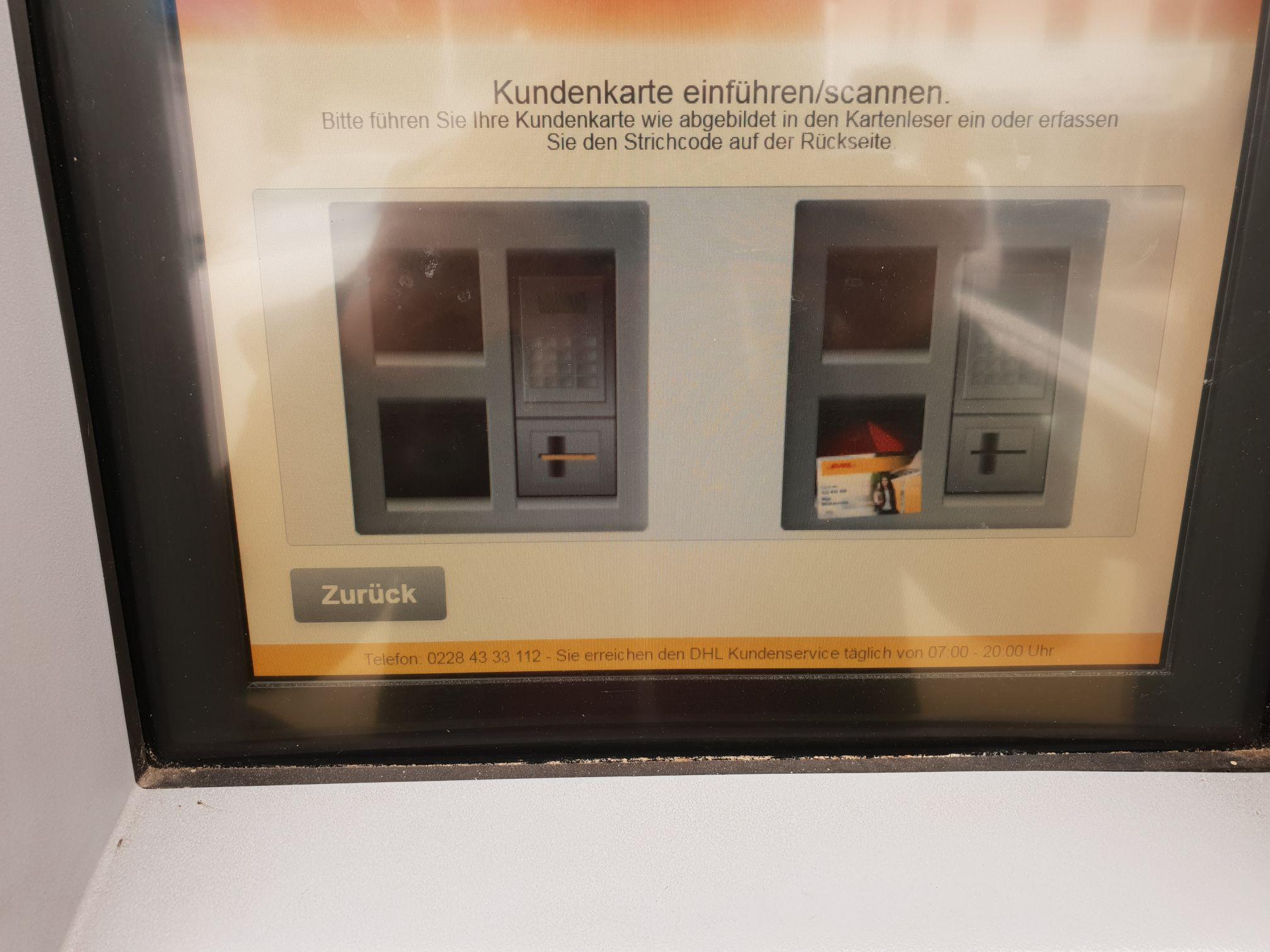 Packstation Karte Gesperrt.Dhl Kundenkarte Packstation Dauer Mydealz De