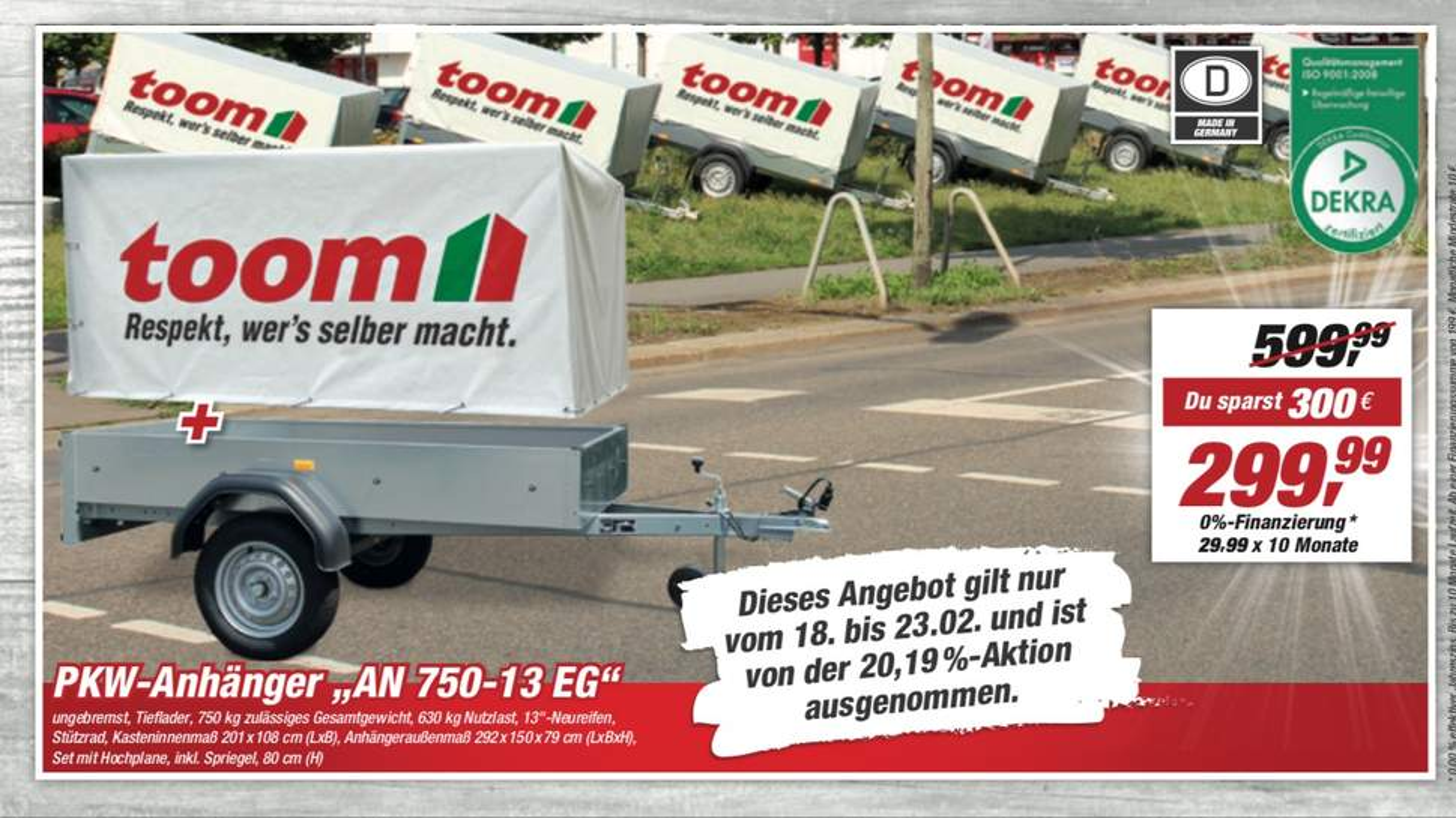 toom neuer ffnung 24537 neum nster rendsburger str. Black Bedroom Furniture Sets. Home Design Ideas