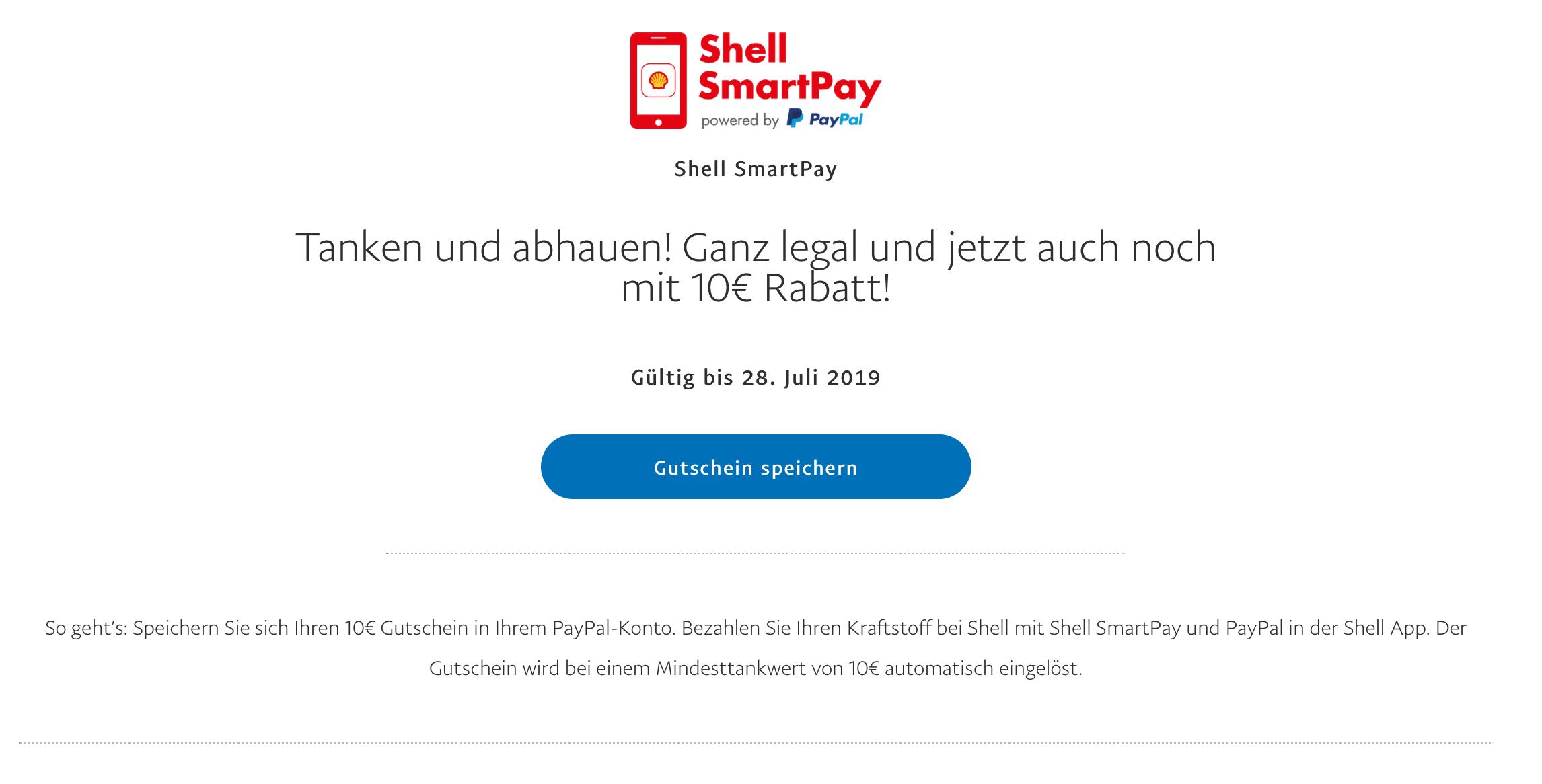 Tanken Mit Paypal