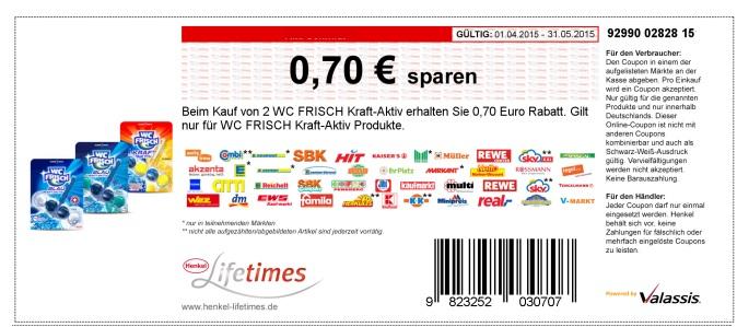 Rossmann coupons zum scannen