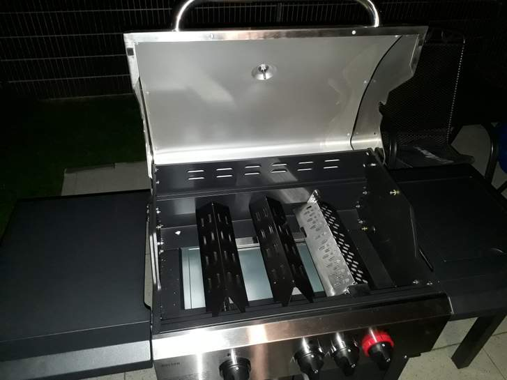 Aldi Bbq Premium Gasgrill Boston Pro 3k Turbo : Aldi gasgrill boston pro k test enders bbq gasgrill boston k