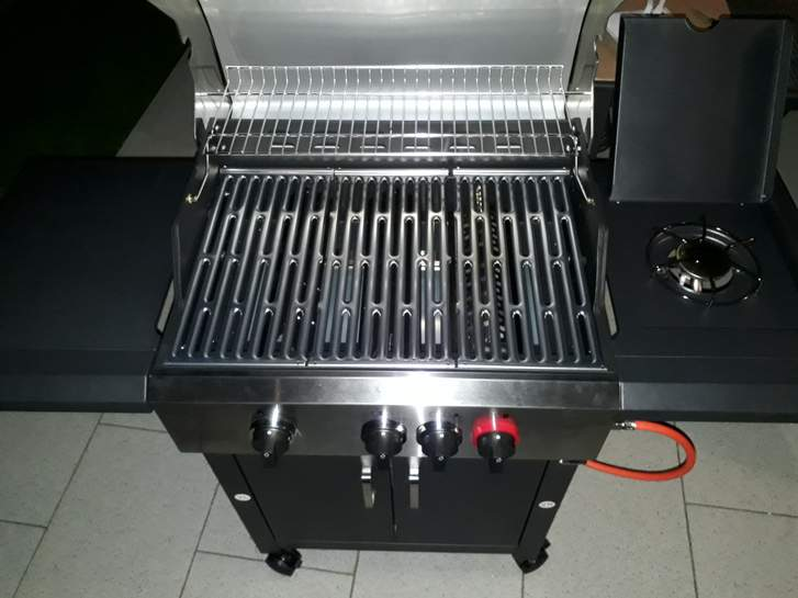 Enders Gasgrill Chicago Test : Aldi sÜd ab 23.04.2018 enders boston gasgrill bbq premium mydealz.de