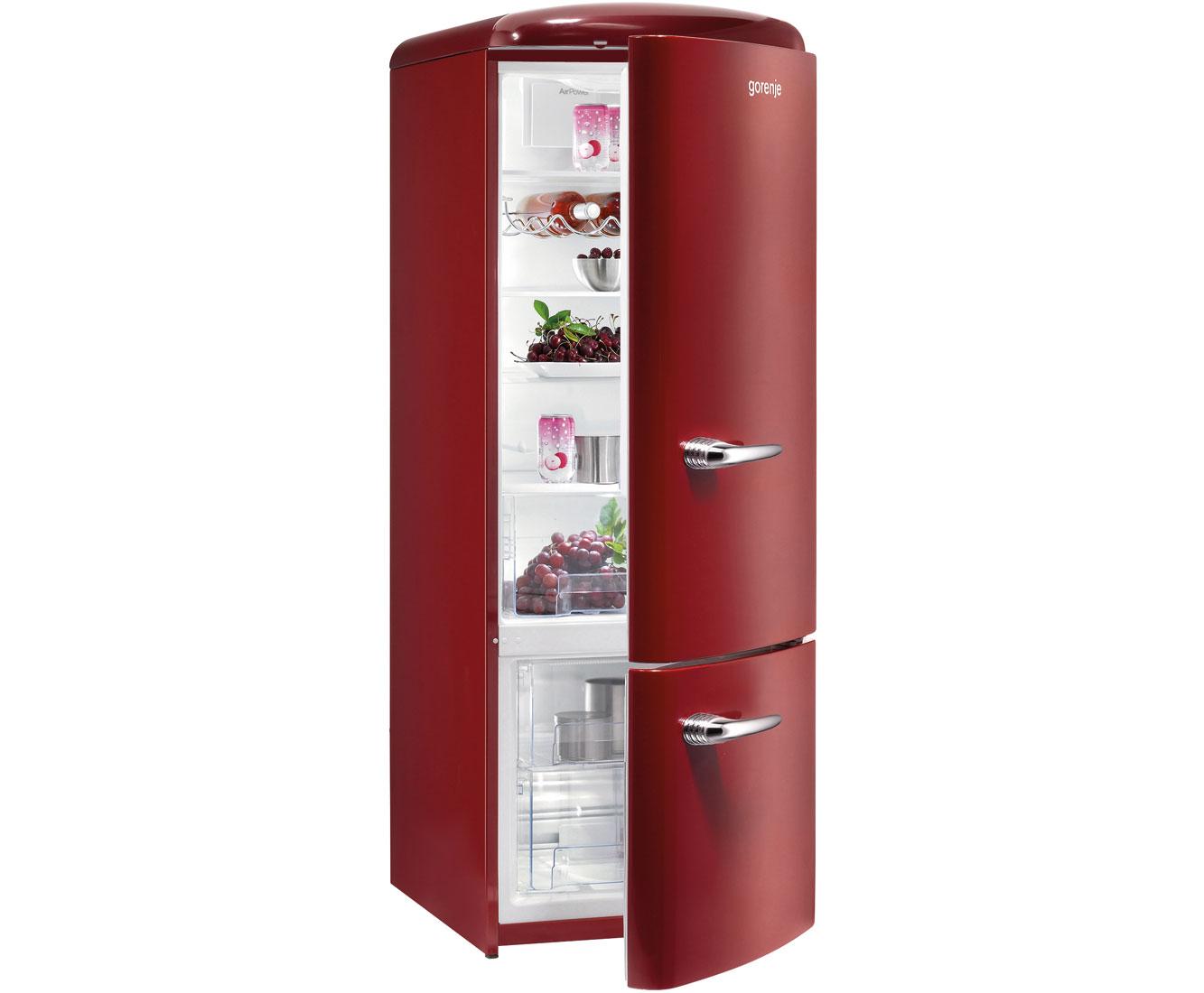 Gorenje Kühlschrank Creme Retro : Gorenje spartage bei ao z.b. rote retro kühlschränke ab 264