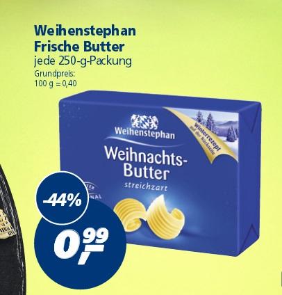 real weihenstephan frische butter 0 99. Black Bedroom Furniture Sets. Home Design Ideas