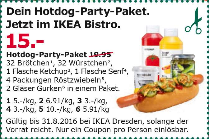 Hot Dog Set Ikea : ikea dresden 32 st ck hotdog party paket f r 15 statt 19 95 ~ Watch28wear.com Haus und Dekorationen