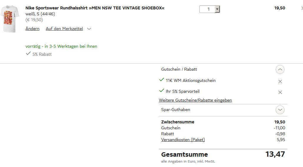 Otto Gutscheincode 11 Euro Mbw 19 Euro Bestandskunden Mydealzde