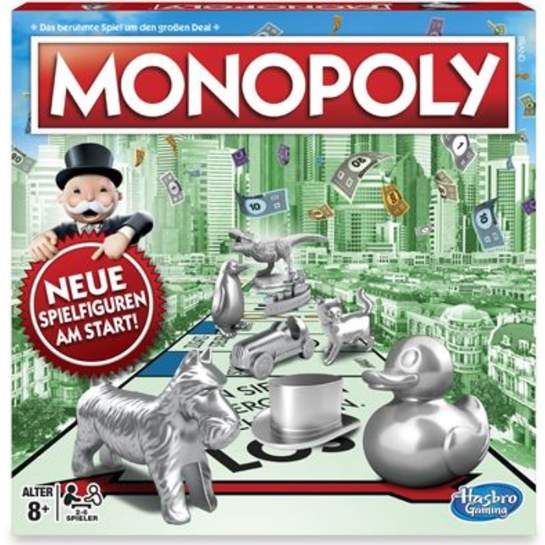 kaufland hasbro treueaktion z b monopoly neuauflage 2017 f r 13 99 uvm. Black Bedroom Furniture Sets. Home Design Ideas