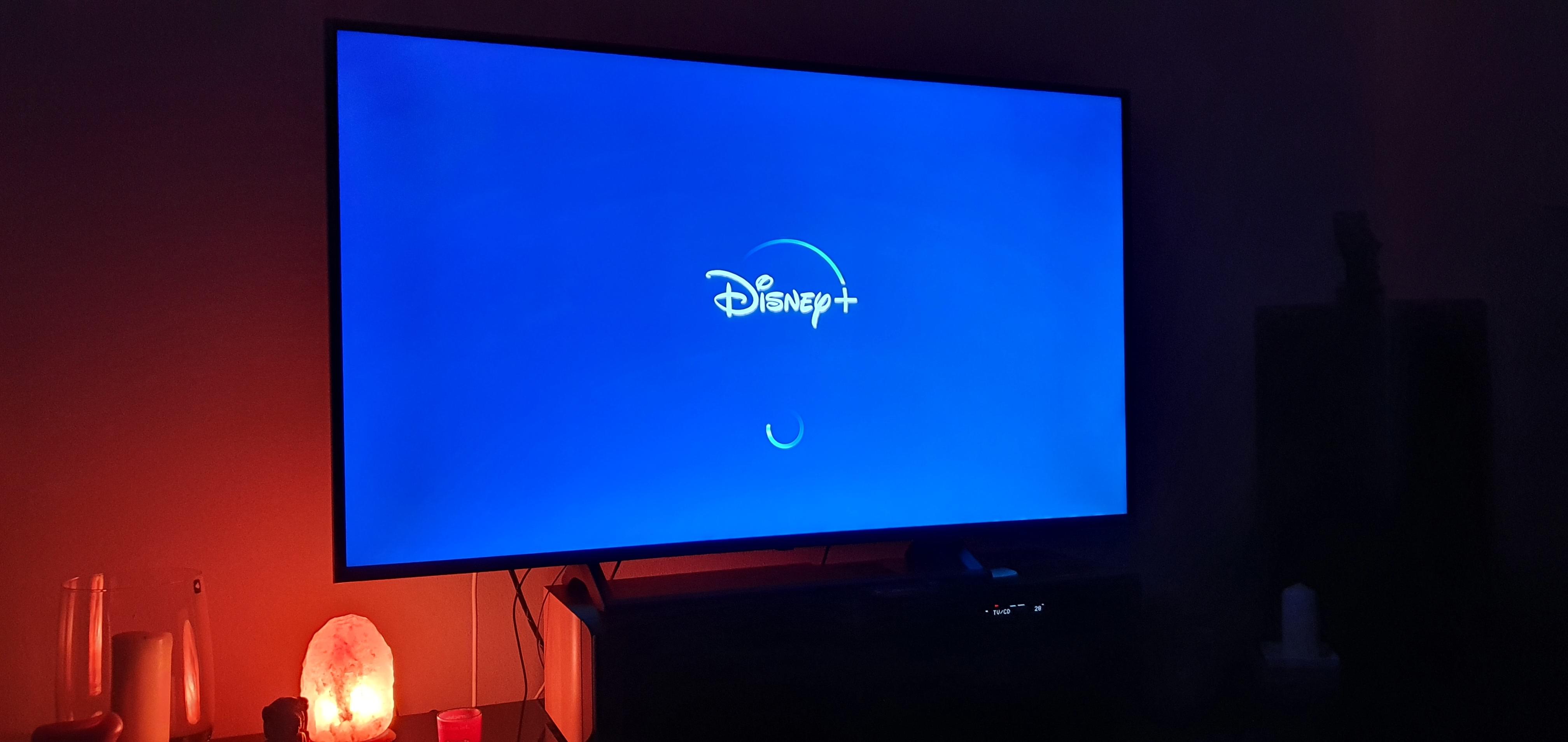 Disney Plus Störung
