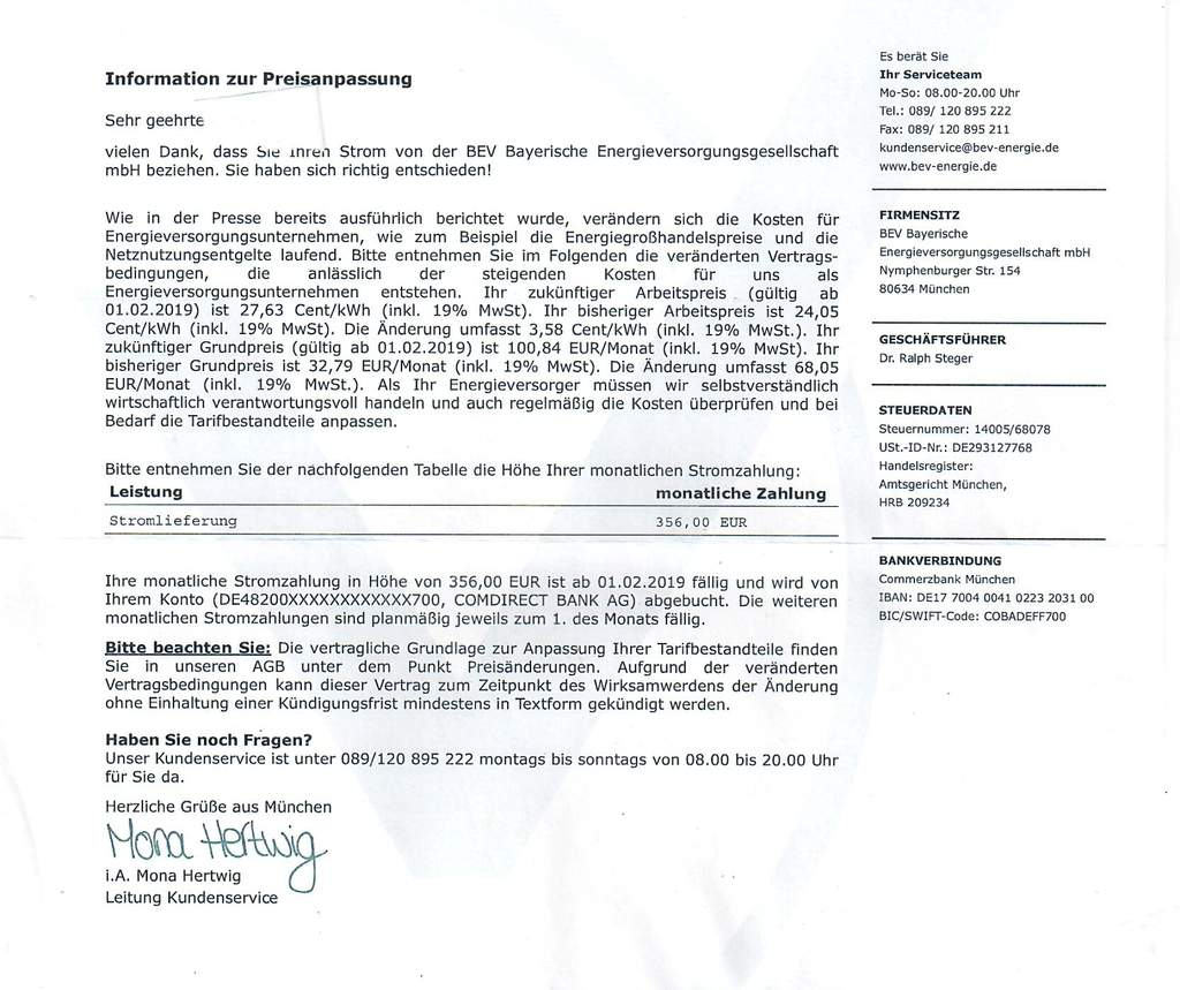 Bev Erfahrungen 196 Rger Mit Preiserh 246 Hung