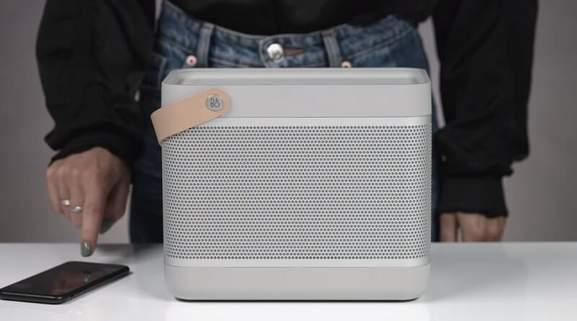 Bluetooth Lautsprecher Bang & Olufson Beolit 17