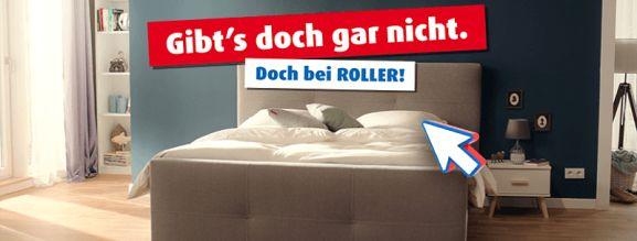 ROLLER Moebel Bett