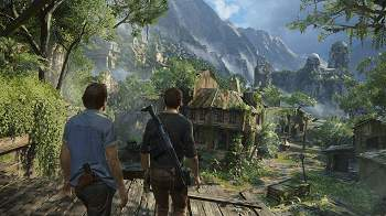 Uncharted 4 Story Setting