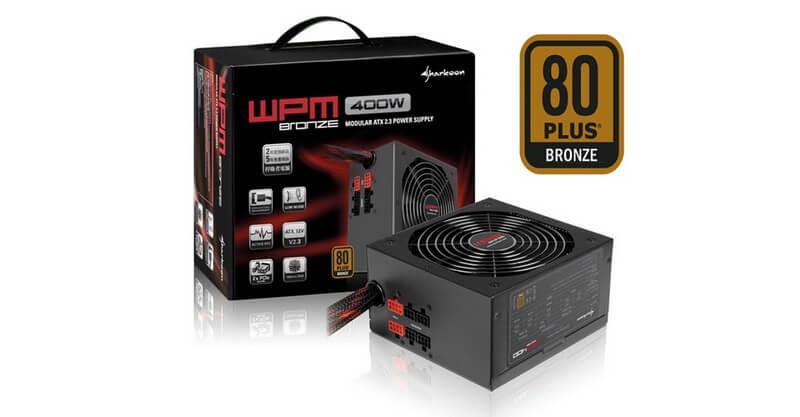 Netzteil Sharkoon WPM400