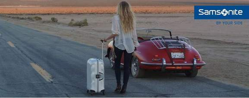 Koffer Samsonite Hartschalenkoffer