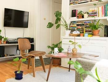 Wohnzimmer Deko