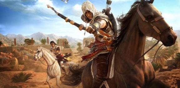 assassins creed orgins gameplay