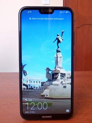 Smartphones Huawei P20 Lite