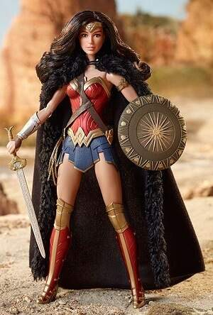Barbie Wonder Woman