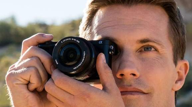Sony Alpha 6000 Kamera