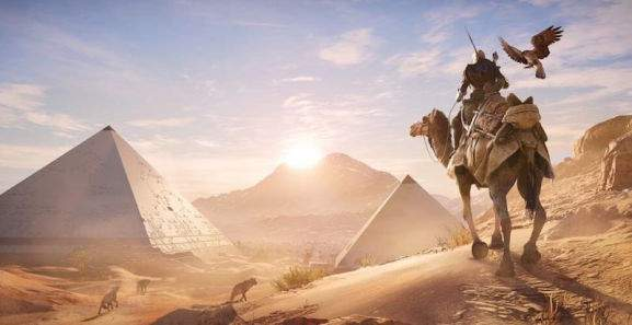 assassins creed aegypten