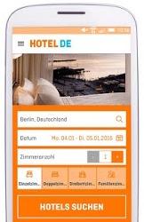 hotel de app