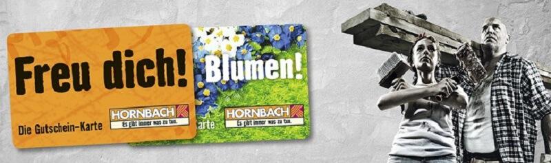 HORNBACH Gutscheinkarte
