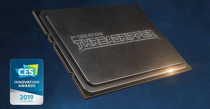 AMD Ryzen Threadripper 2nd Gen