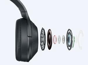 Sony Kopfhoerer Hi-Res Audio