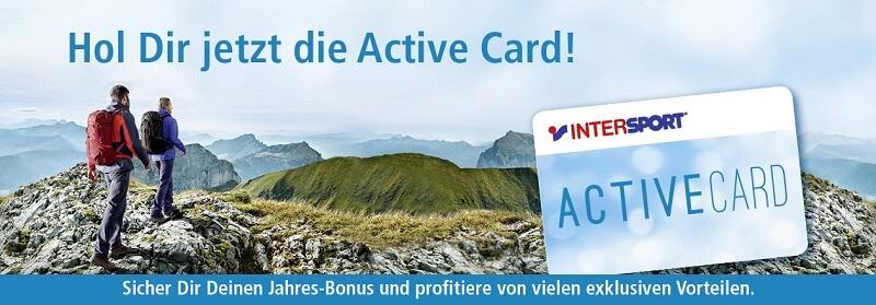 INTERSPORT Active Card