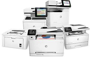 Laserdrucker von HP