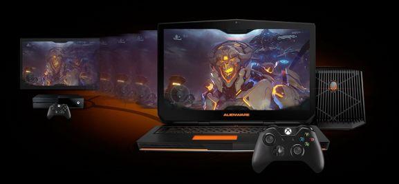 DELL xbox Alienware Gaming