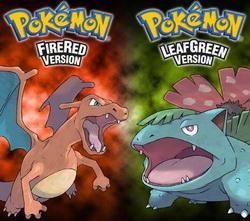 Pokémon Feuerrot Blattgruen