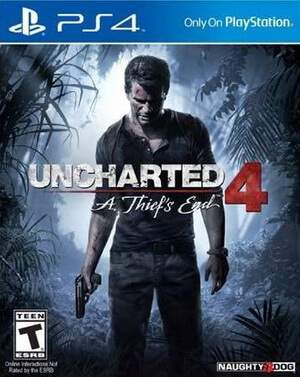 Uncharted 4 PS4 Digital Edition