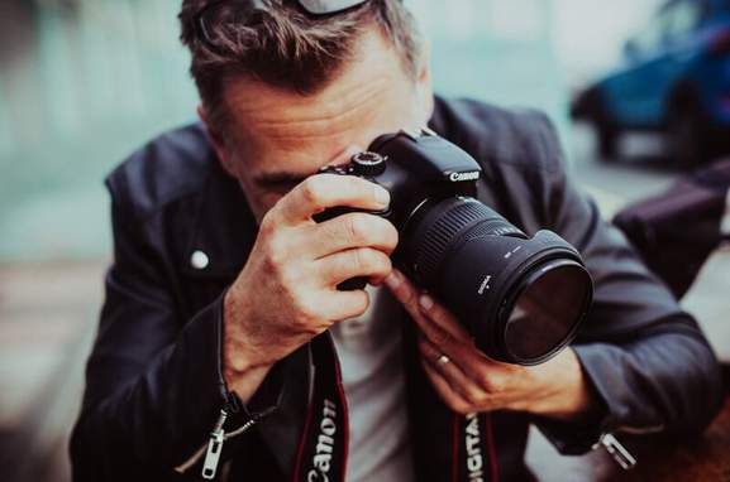 Kamera Canon Spiegelreflexkamera