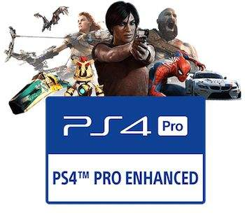 ps4 spiele ps4 pro enhanced