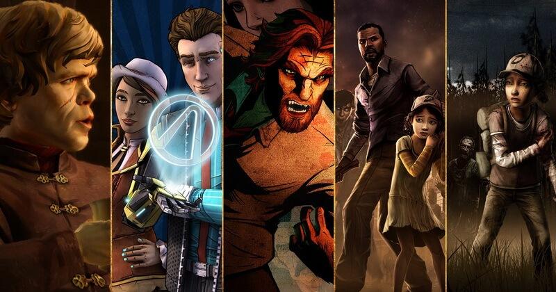 PC Spiele Telltale Games