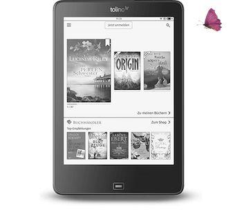 ebook reader formate