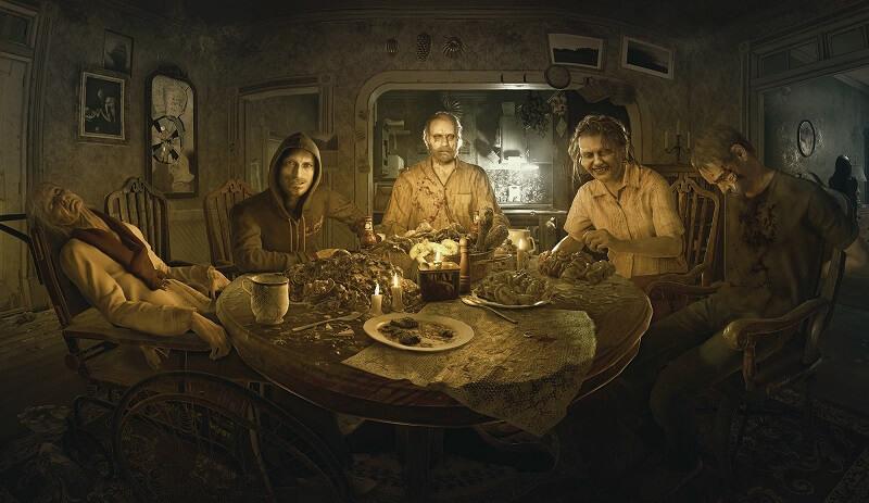Resident Evil 7 Story