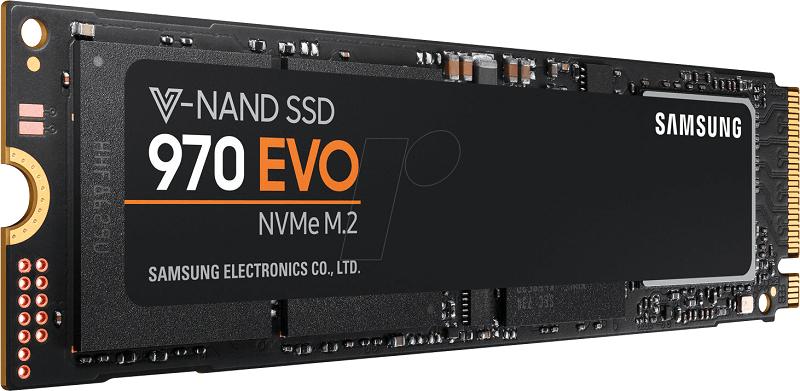 reichelt elektronik Samsung SSD 970 Evo M.2