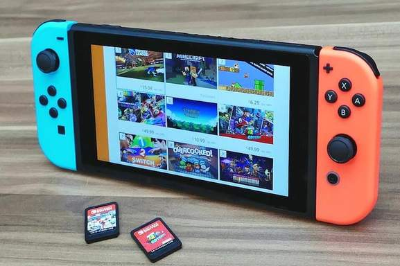 nintendo switch spiele digital