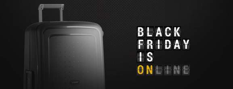 Koffer Black Friday Samsonite