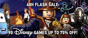 GamersGate Flash Sale