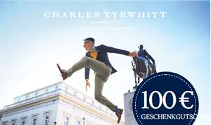 Charles Tyrwhitt Geschenkgutschein