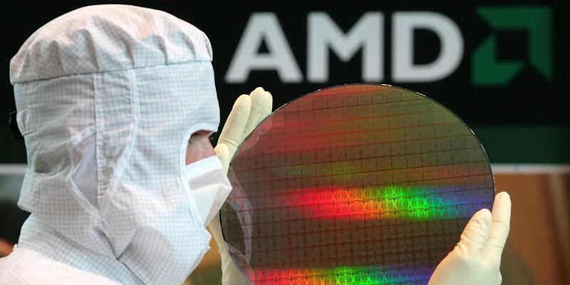 AMD Chip Technologie